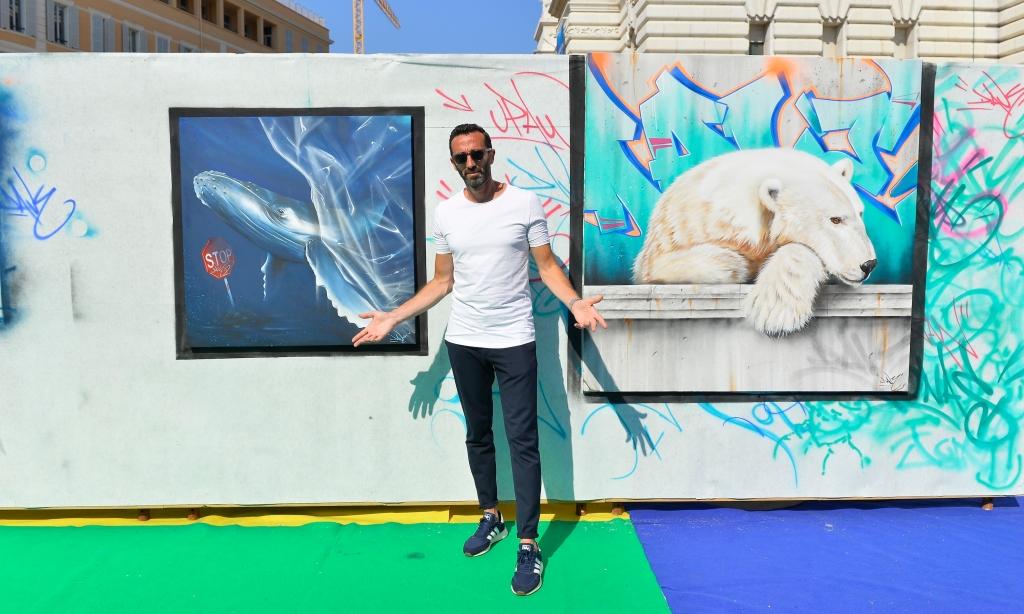 Dave Baranes à participer à UPAW  Art 2020